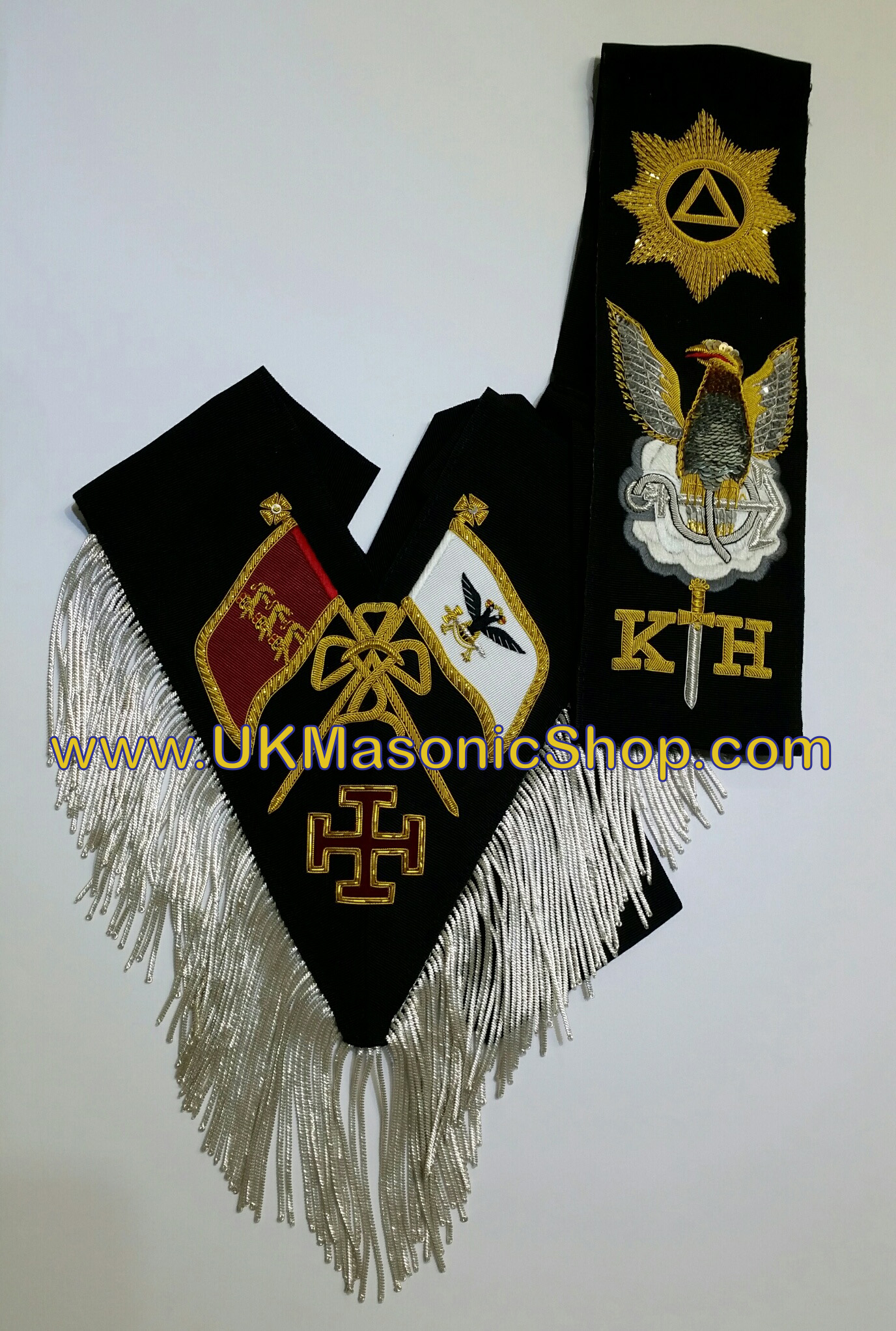 30th Degree Sash