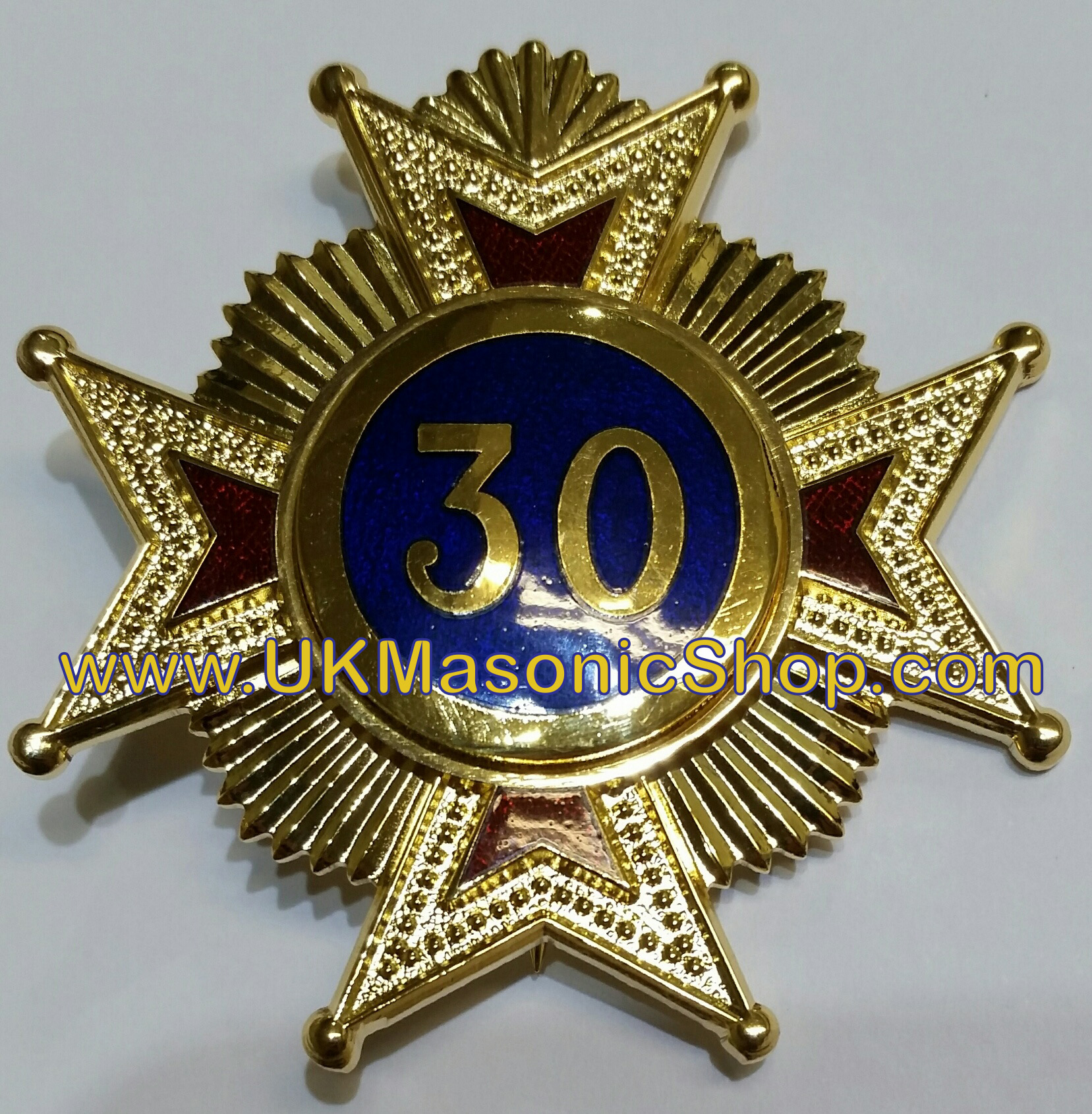 30th degree Sash Jewel
