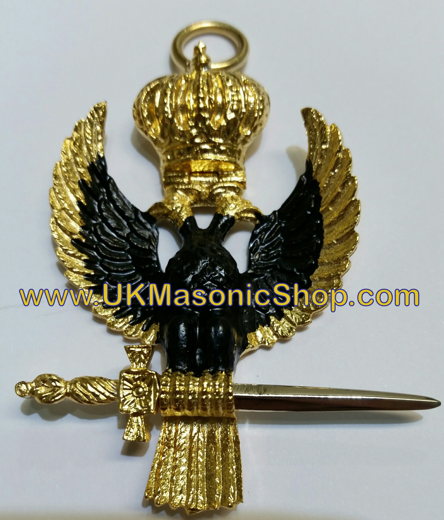 32nd degree Collarette Eagle