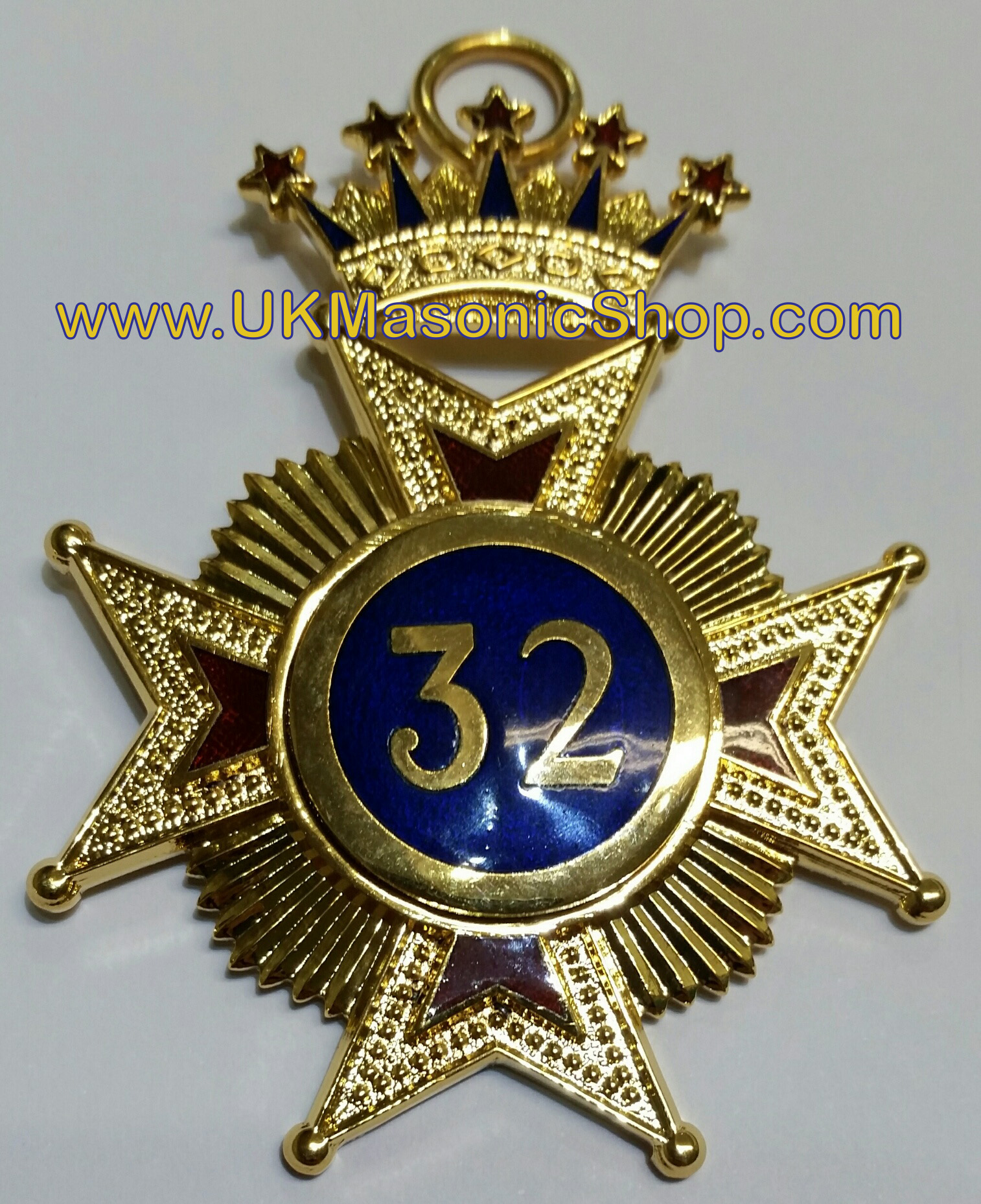 32nd degree Jewel