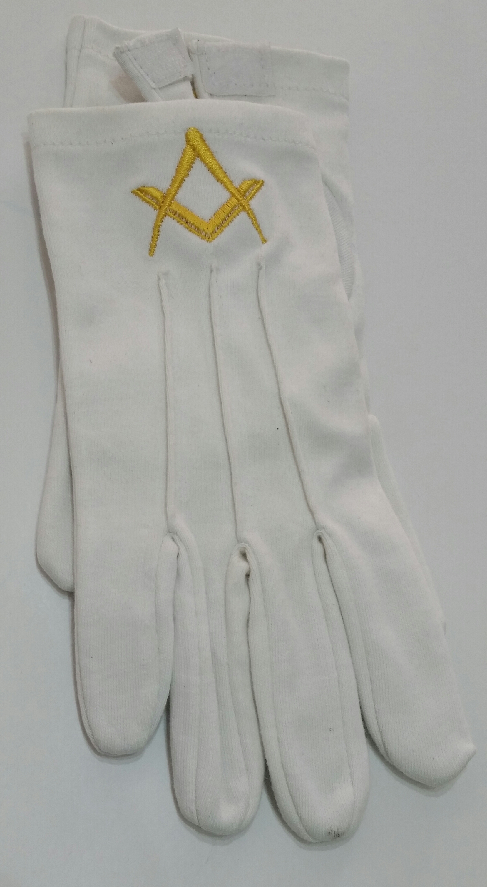 White Gloves - Medium